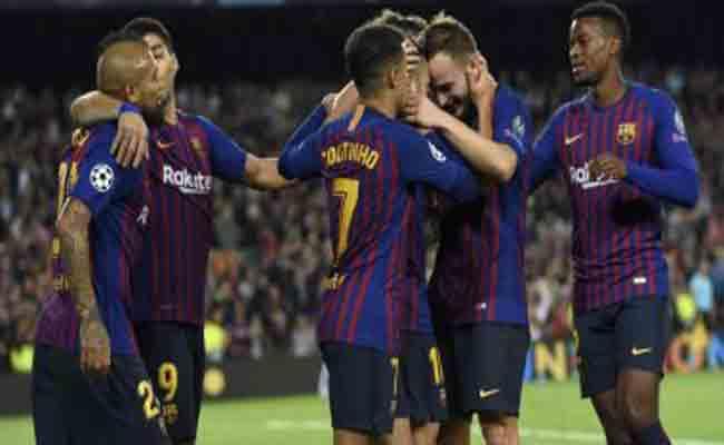 برشلونة يكتسح الريال بخماسية قاسية