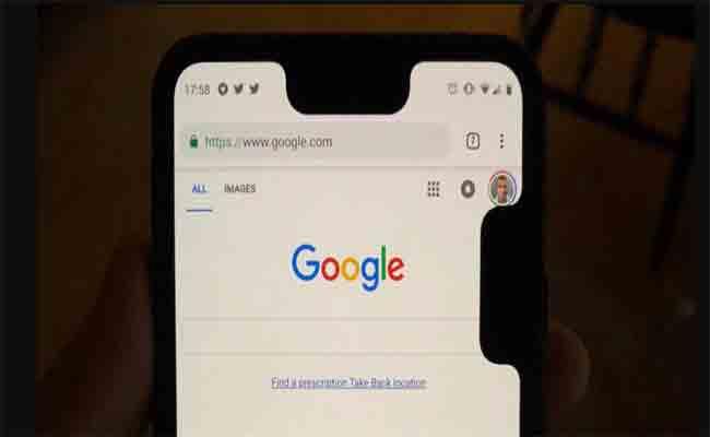 خطأ برمجي يتسبب في ظهور شق إضافي على هواتف Pixel 3XL