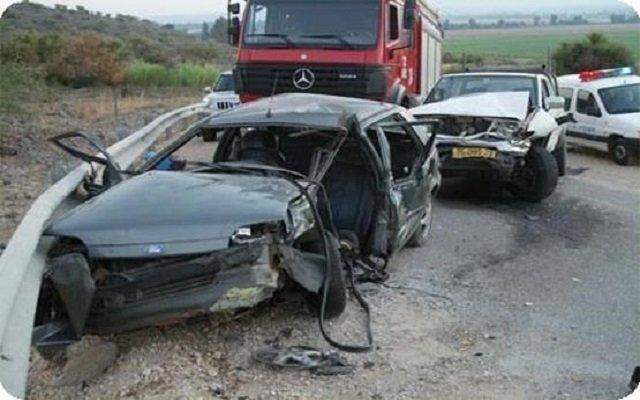 إرهاب الطرق وفاة 44 شخصا وإصابة 1112