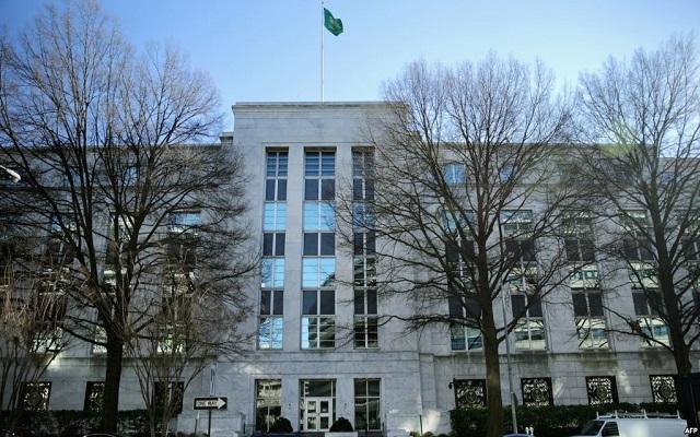 لتذكير الدائم إطلاق اسم خاشقجي على شارع السفارة السعودية في واشنطن