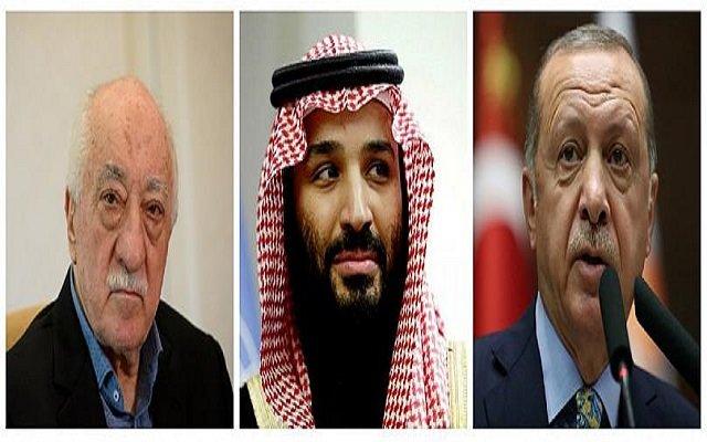 من أجل ملايير بن سلمان أمريكا ستسلم غولن إلى تركيا