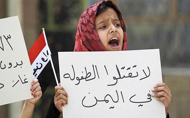 الإماراتيين والحوثيين يتسببون بموت طفل في كل 10 دقائق