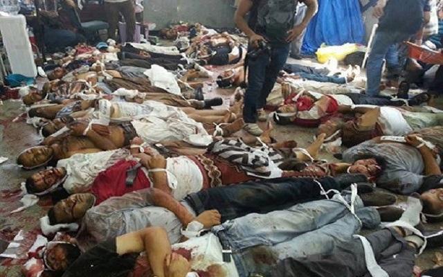 التاريخ الأسود لآل سعود في سفك دماء الجزائريين