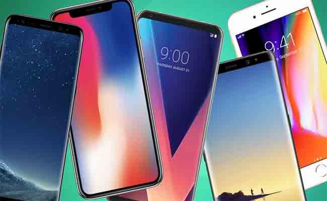 أفضل الهواتف الذكية لعام 2018