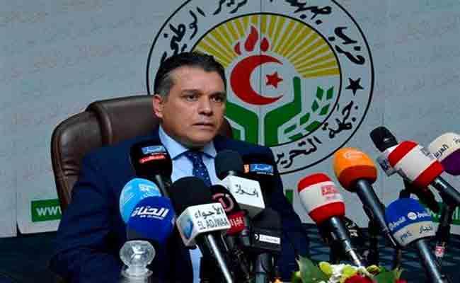 معاذ بوشارب : مهمة الهيئة المسيرة للحزب هي التحضير للمؤتمر الاستثنائي
