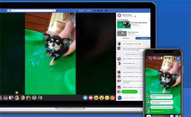 فيسبوك تعمل على ميزة جديدة لتشارك مشاهدة الفيديو