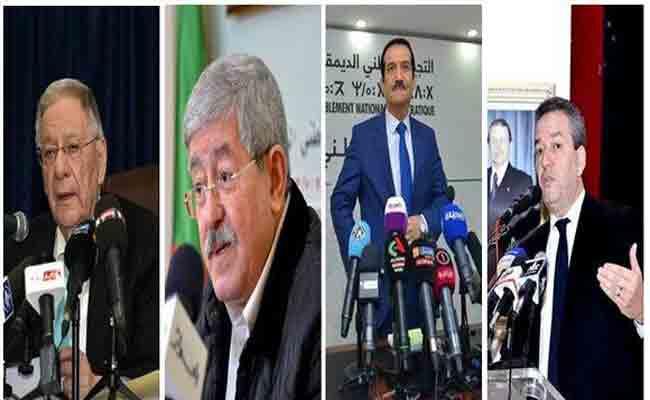 عقد اجتماع تنسيقي بين أحزاب الأغلبية الرئاسية