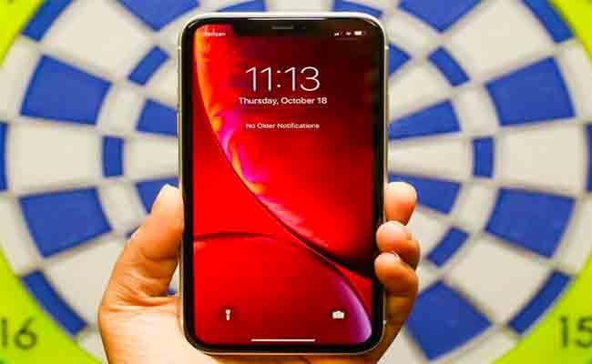 وفقا لأبل ، أيفون XR هو الهاتف الذي يحقق أكثر المبيعات