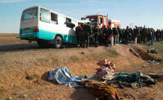 المجازر المرورية تخلف 19 قتيلا و 31 جريحا في ظرف 48 ساعة !