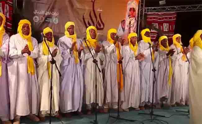 مهرجان أهلليل الثقافي بتيميمون يخلد روح الراحل مولاي سليمان الصديق في طبعته ال12