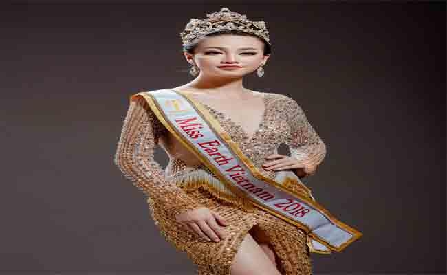 فيتنامية تخطف لقب ملكة جمال الأرض للعام 2018
