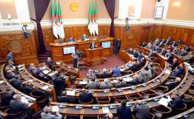 التجديد النصفي لأعضاء مجلس الأمة يوم 29 ديسمبر المقبل