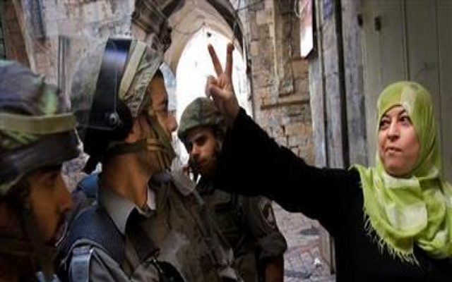 لا لتجريم النضال والكفاح الفلسطيني