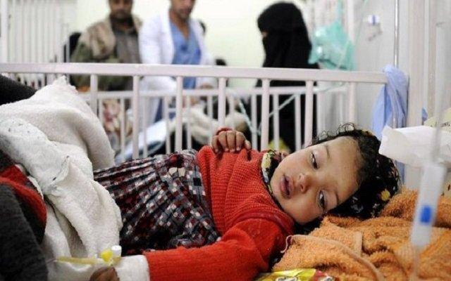 تفشي الكوليرا باليمن
