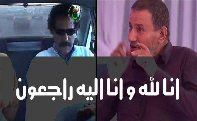 الفنان الكوميدي احمد حمدان في ذمة الله