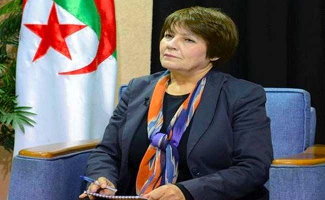 بن غبريت تؤكد أن نسبة التمدرس في الجزائر وصلت إلى 5ر98  بالمائة