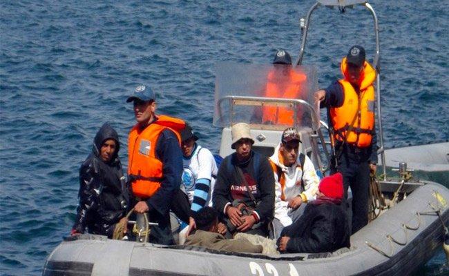 حرس السواحل يعترض 11 مرشحا للهجرة غير الشرعية بوهران