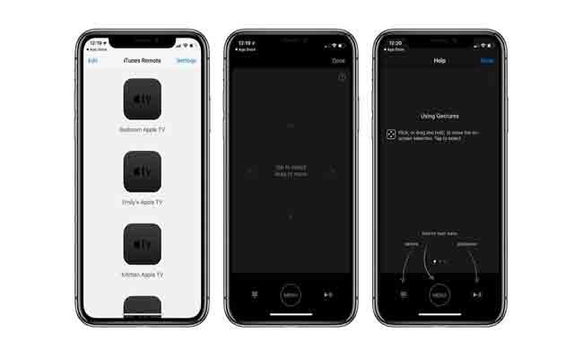 iTunes Remote : أبل تصلح مشاكل تطبيقها