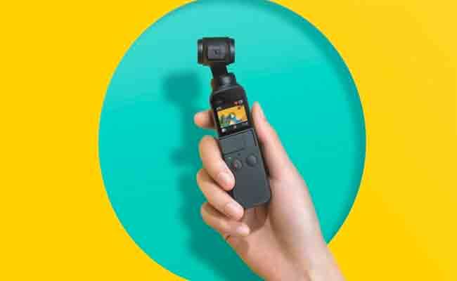 نسخة جديدة من الكاميرا جيمبال ألترا كومباكت من DJI