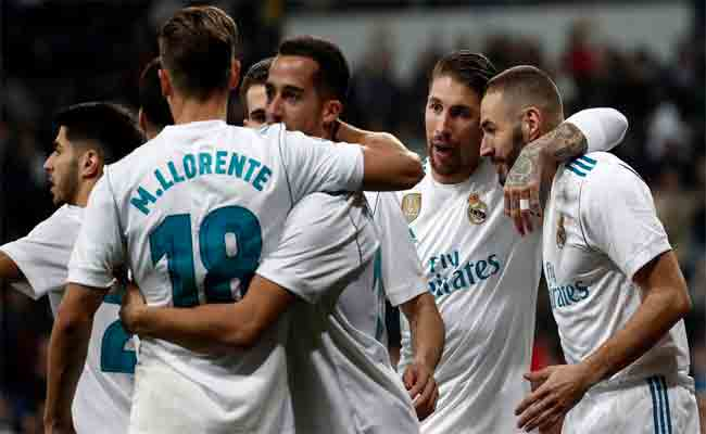 ريال مدريد يفك عقدته بفوز على فالنسيا
