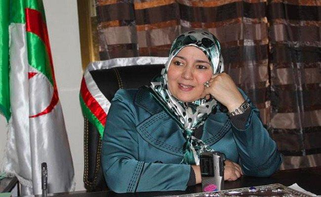 نعيمة صالحي : النضال السياسي للشعب