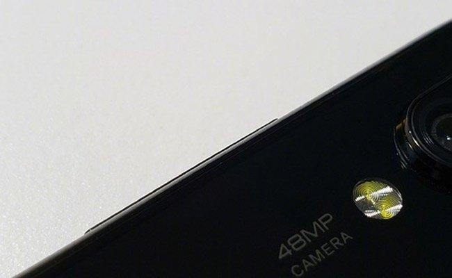 شياومي : هاتف ذكي مع كاميرا خلفية 48 ميجا بكسل ؟