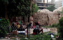 حفلة جنس جماعي في حديقة عامة بدمشق !!!