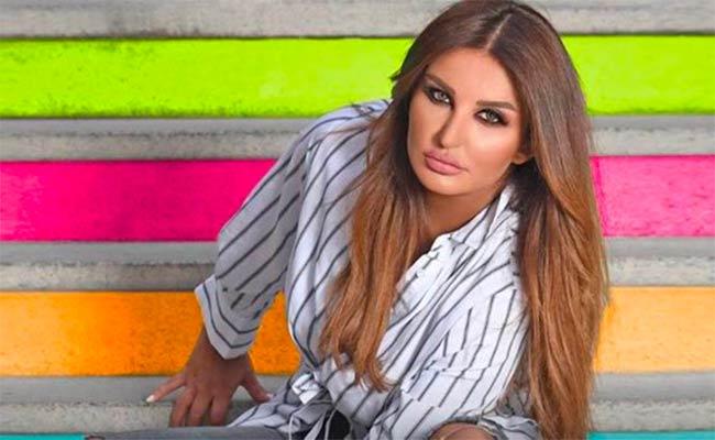 شذى حسون تغني من ألحان الموسيقار طلال في عيد الحب