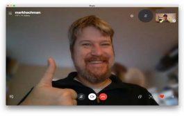 ميزة جديدة على سكايب تسمح من طمس الخلفية خلال مكالمات الفيديو