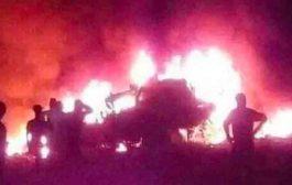 وفاة ضابطين على إثر تحطم طائرة مقاتلة بتيارت