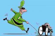 قايد صالح : هل تريدون أن نصبح مثل سوريا /  الشعب : لا يا مول كاشير نريد أن نصبح مثل سويسرا