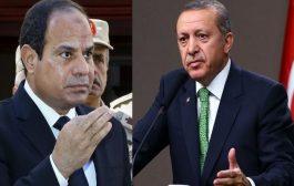 أردوغان يصف السيسي بمرتكب المجازر