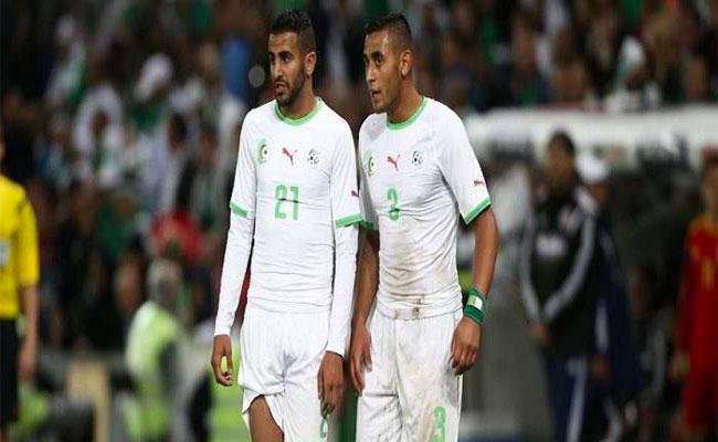 محرز وغلام في قائمة أفضل اللاعبين العرب