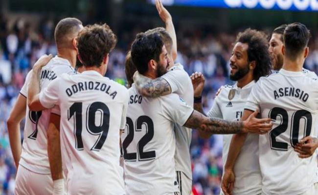 نابولي يريد ثلاثي ريال مدريد