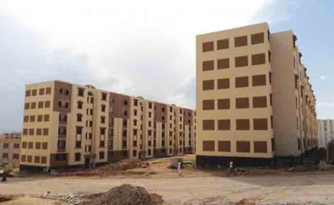التحضير لإنجاز 800 وحدة سكنية ترقوية عمومية بوهران لفائدة الجالية