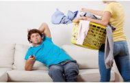 تشارك الأعمال المنزلية بين الزوجين