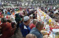 إفطار جماعي حافل بالأنشطة لفائدة 1100 أرملة و يتيما ببجاية