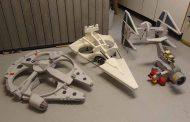 تبارز مع أصدقائك جوا مع طائرات بدون طيار Star Wars للمصنع Propel