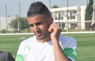 رياض محرز : نسعى للتأهل للمونديال للمرة الثالثة على التوالي