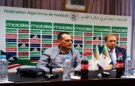 رايفاتش يسلط الضوء على أهدافه مع المنتخب الجزائري