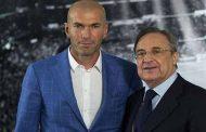 زيدان وبيريز يخططان لصفقة مدوية في ريال مدريد
