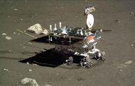 الروبوتRover Yutu   الذي يتواجد على سطح القمر توقف عن العمل