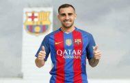برشلونة يعلن تعاقده مع المهاجم  ألكاسير