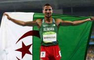 العداء مخلوفي يرفض مكافأة اللجنة الاولمبية
