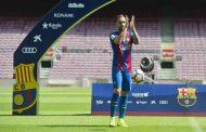 ألكاسير : جئت لفريق برشلونة من أجل حصد الألقاب