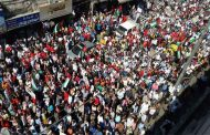 الأردنيون يتظاهرون في الشارع ضد اتفاق الغاز مع إسرائيل