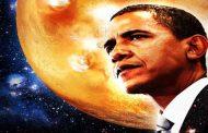 أوباما يود إرسال بعثة من البشر إلى كوكب المريخ سنة 2030