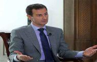 الأسد: تركيا تطمع في خلافة عثمانية، والسعودية عرضت علي الدعم بدل إيران