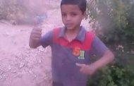 مواطنون في بشار يقومون بحرق منزل متهم بقتل الطفل أحمد ياسين