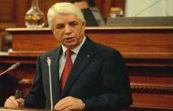 لوح يجري محادثات مع رئيس المجلس الدستوري الفرنسي